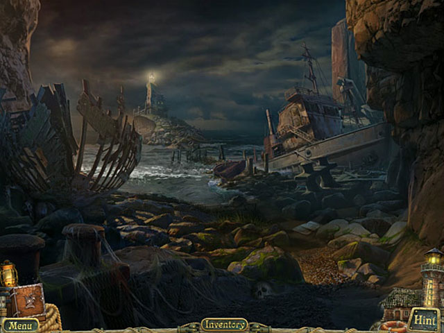 Sea Legends: Phantasmal Light Screenshot 1