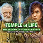 Temple Of Life The Legend of Four Elements Collector's Edition