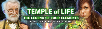 Temple Of Life The Legend of Four Elements Collector's Edition screenshot