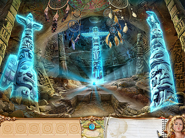 Tornado The Secret of the Magic Cave Screenshot 1