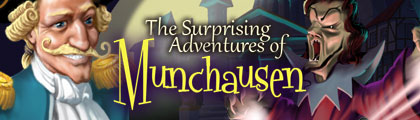 The Surprising Adventures of Munchausen screenshot