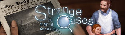 Strange Cases: The Secrets of Grey Mist Lake screenshot
