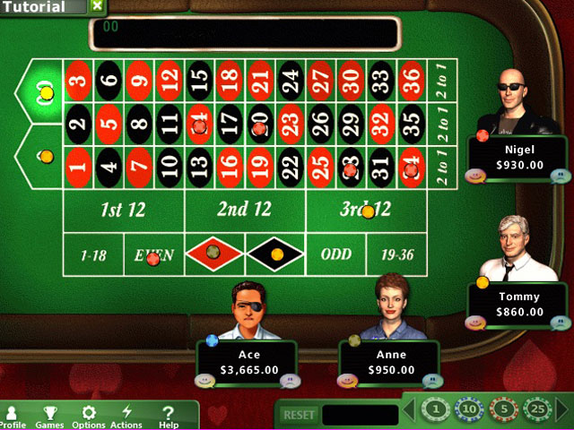 Hoyle Casino Games 2012 large screenshot