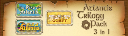 Atlantis Trilogy Pack screenshot