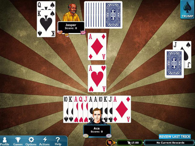 Hoyle Card Games 2012 Screenshot 1