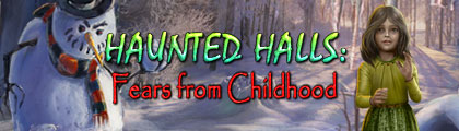 Haunted Halls: Fears from Childhood screenshot