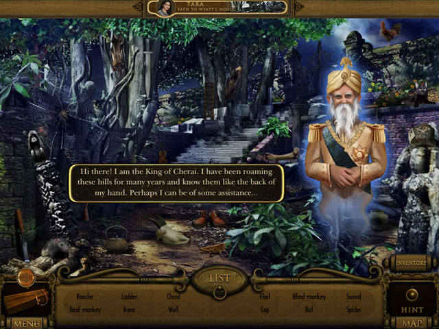 The Dark Hills of Cherai: The Regal Scepter large screenshot