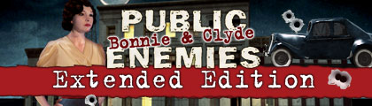 Public Enemies Bonnie & Clyde Extended Edition screenshot