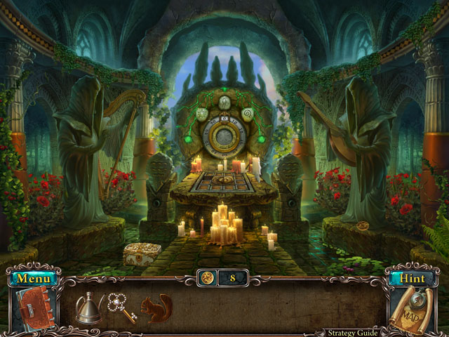 Lost Souls Enchanted Paintings large screenshot