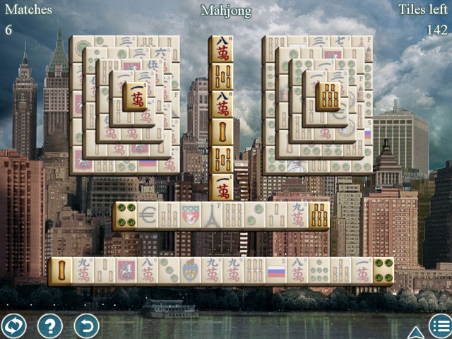 World's Greatest Cities Mahjong large screenshot
