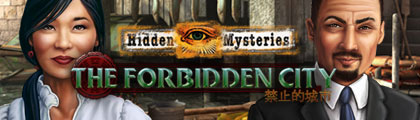 Hidden Mysteries: The Forbidden City screenshot