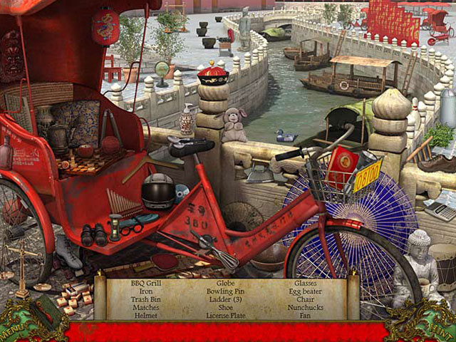 Hidden Mysteries: The Forbidden City large screenshot