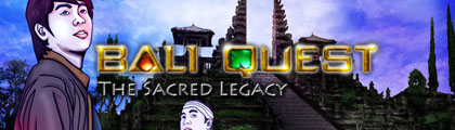Bali Quest The Sacred Legacy screenshot
