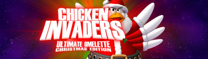 Chicken Invaders 4: Ultimate Omelette Christmas Edition screenshot