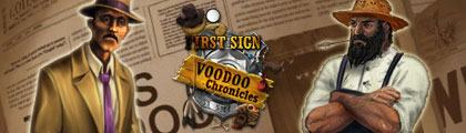 Voodoo Chronicles: First Sign screenshot