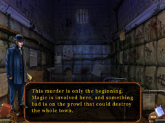 Voodoo Chronicles: First Sign Screenshot 3