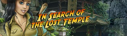 In Search of the Lost Temple screenshot