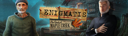Enigmatis: The Ghosts of Maple Creek screenshot