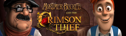 Mortimer Beckett and the Crimson Thief screenshot