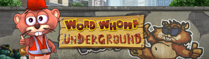 Word Whomp™ Underground screenshot