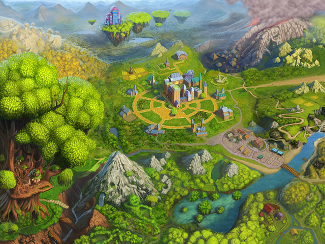 Magic Farm 2: The Fairy Lands Screenshot 1