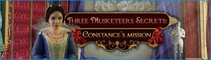 The Three Musketeers Secrets: Constance Mission screenshot