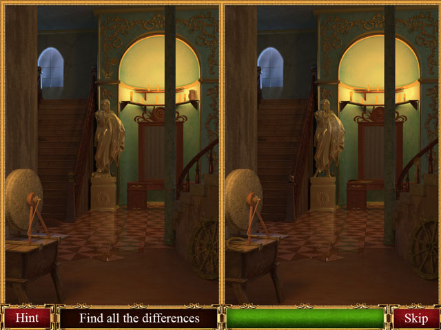 The Three Musketeers Secrets: Constance Mission Screenshot 1