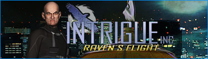 Intrigue Inc. Raven's Flight screenshot