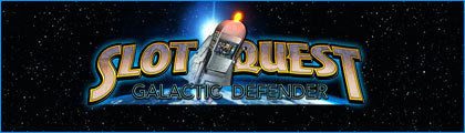 Reel Deal Slot Quest: Galactic Defender screenshot