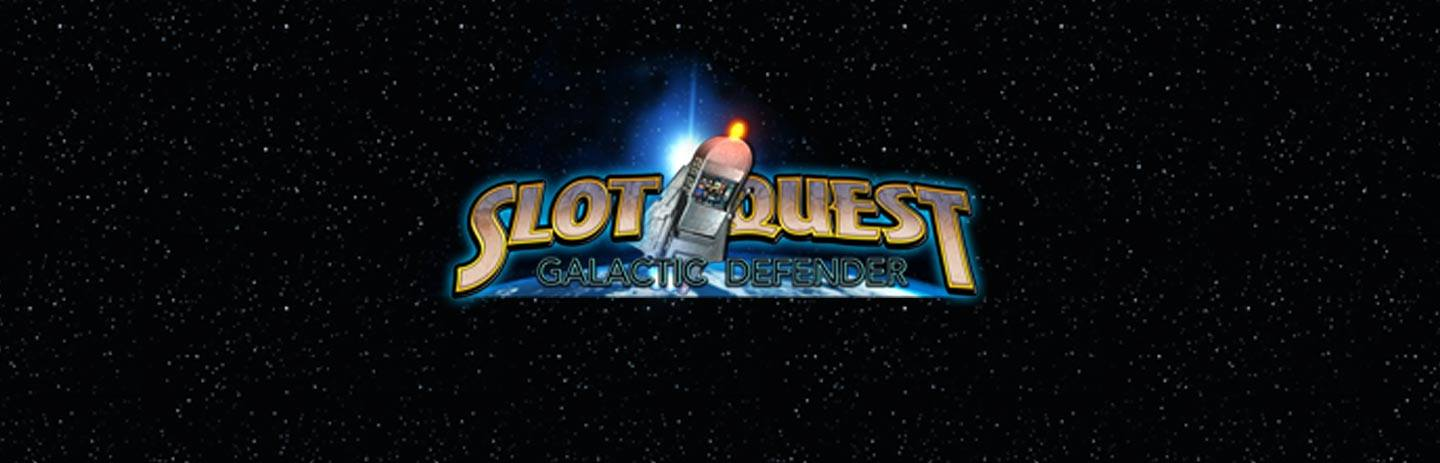 Reel Deal Slot Quest: Galactic Defender