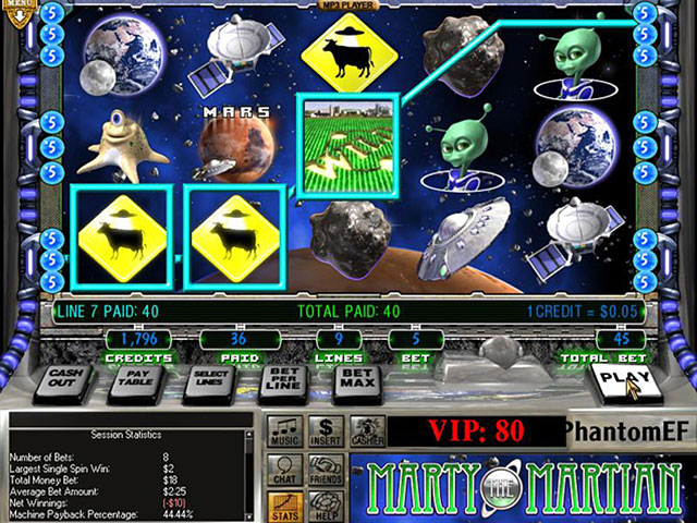 Reel Deal Slot Quest: Galactic Defender large screenshot