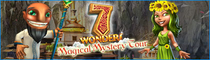 7 Wonders Magical Mystery Tour screenshot