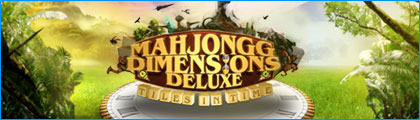 Mahjongg Dimensions Deluxe 2 screenshot