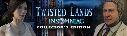Twisted Lands: Insomniac -- Collector's Edition screenshot