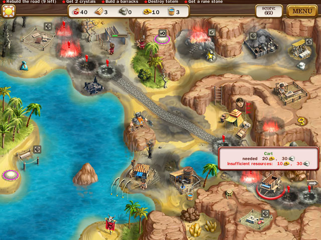 Roads of Rome 3 Screenshot 1