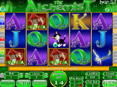 The Alchemist Slots Screenshot 1