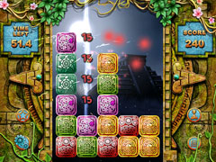 Mayan Puzzle Screenshot 2