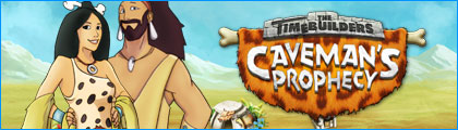 The Timebuilders: Caveman's Prophecy screenshot