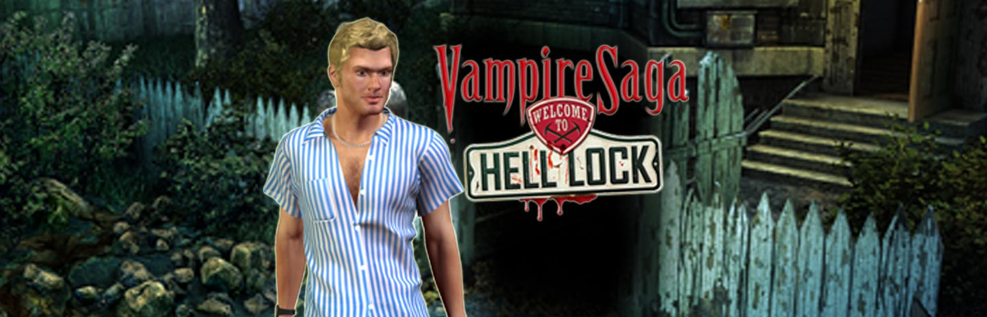 Vampire Saga: Welcome to Hell Lock