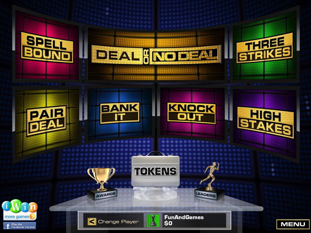 Deal or No Deal Screenshot 1