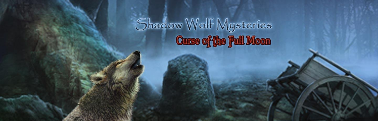 Shadow Wolf Mysteries - Curse of the Full Moon