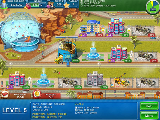 Hotel Mogul: Las Vegas large screenshot