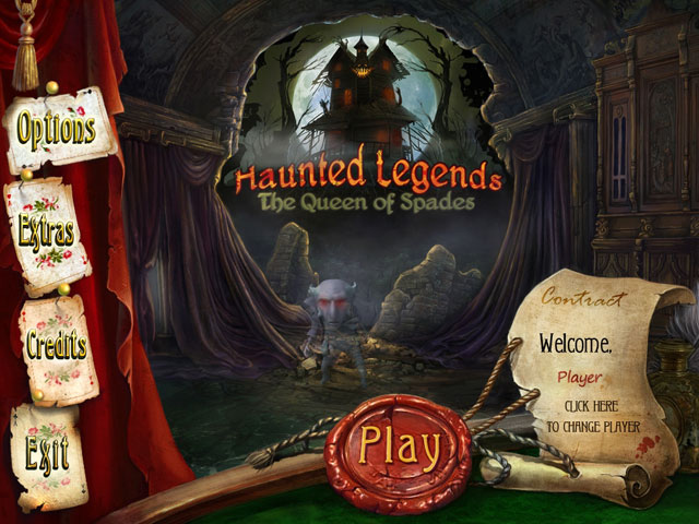Haunted Legends: Queen of Spades large screenshot