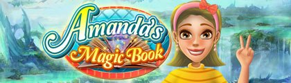 Amanda's Magic Book screenshot