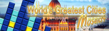 World's Greatest Cities Mosaics 4 screenshot