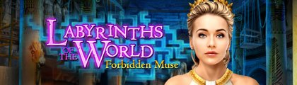 Labyrinths of the World Forbidden Muse screenshot