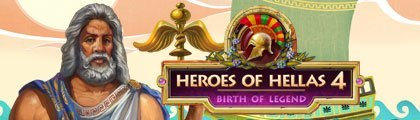 Heroes of Hellas 4: Birth of Legend screenshot