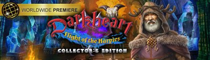 Darkheart: Flight of The Harpies Collector's Edition screenshot