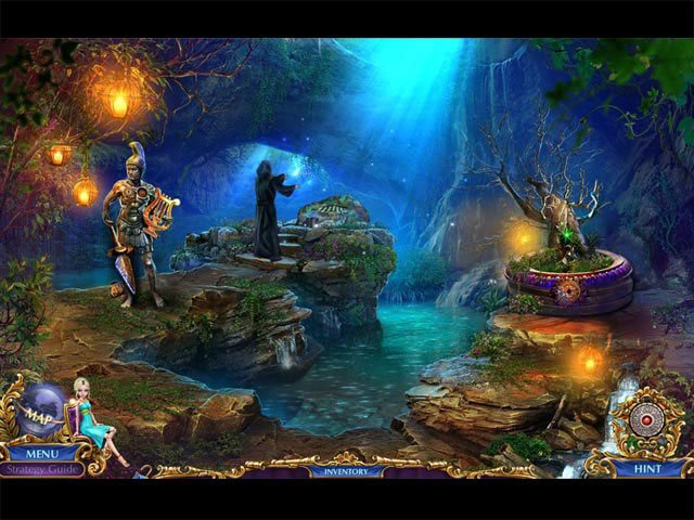 Labyrinths of the World: Forbidden Muse CE large screenshot