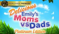 Delicious - Emily's Moms vs Dads Platinum Edition